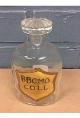 Vintage Style Bottle w/Stopper