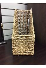 Seagrass Woven Magazine/File Holders