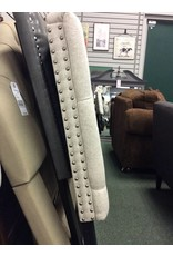 Highway To Home Carolina Upholstered Panel Headboard - Full/Queen