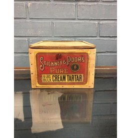 Cream of Tartar Box