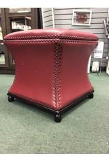 Darby Home Co Armisen Leather Storage Ottoman