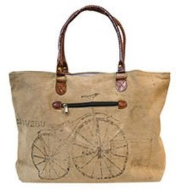 CWI Gifts Vintage Bike Bag