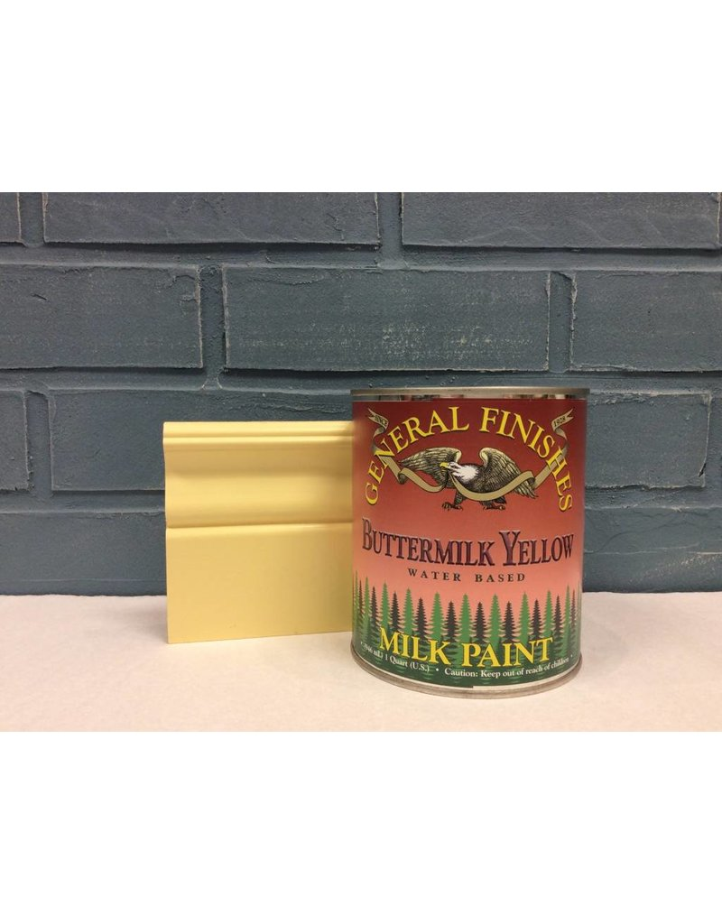 General Finishes QT MP Buttermilk Yellow