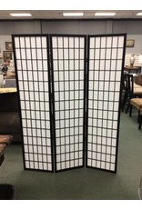World Menagerie Chantae Shoji 3 Panel Room Divider