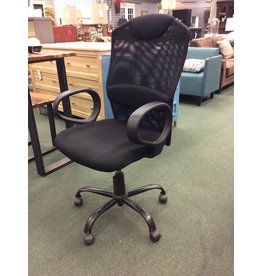 Serta at Home Black Office Chair