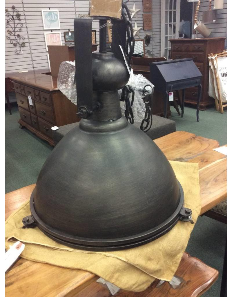 17 Stories Lavern 1-Light Bowl Pendant