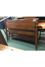 Vintage Full Size Headboard and Footboard