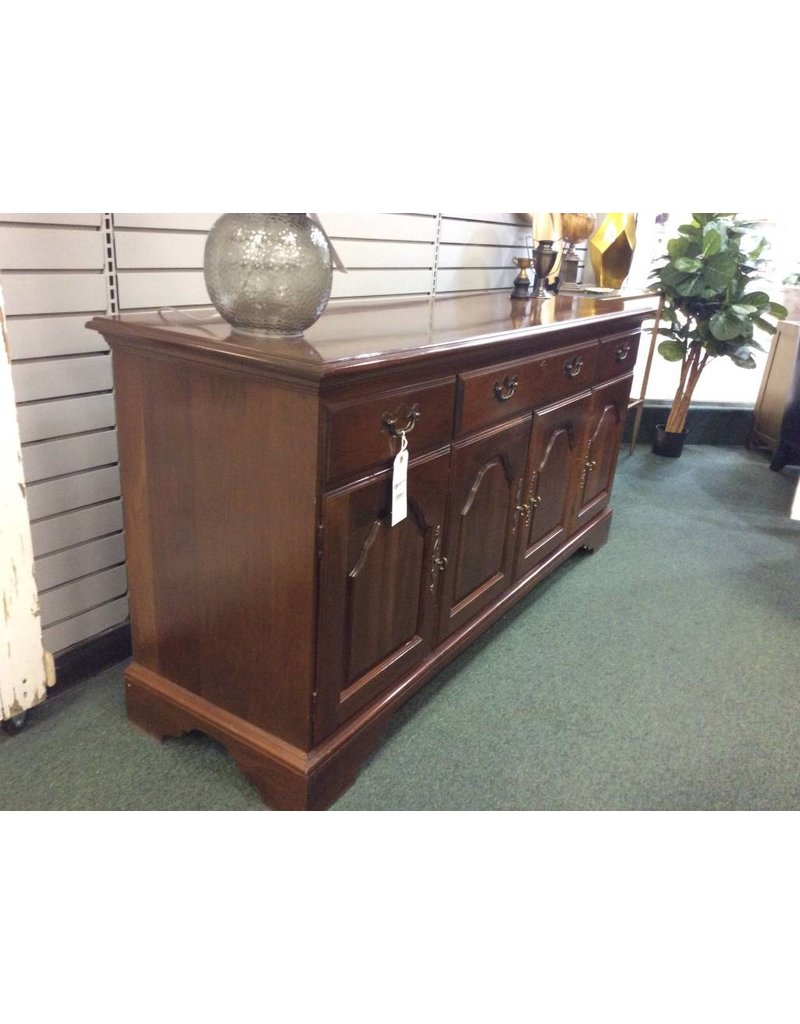 Solid Cherry Traditional Buffet