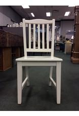 White Dining/Desk Chair