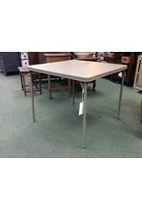 Folding Card Table w 4 Padded Folding Chairs