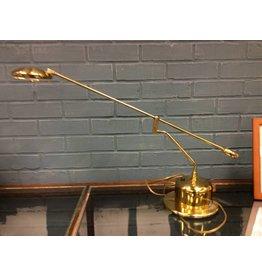 Vintage Gold Desk Lamp