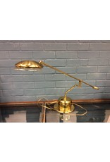 Vintage Gold Desk Lamp