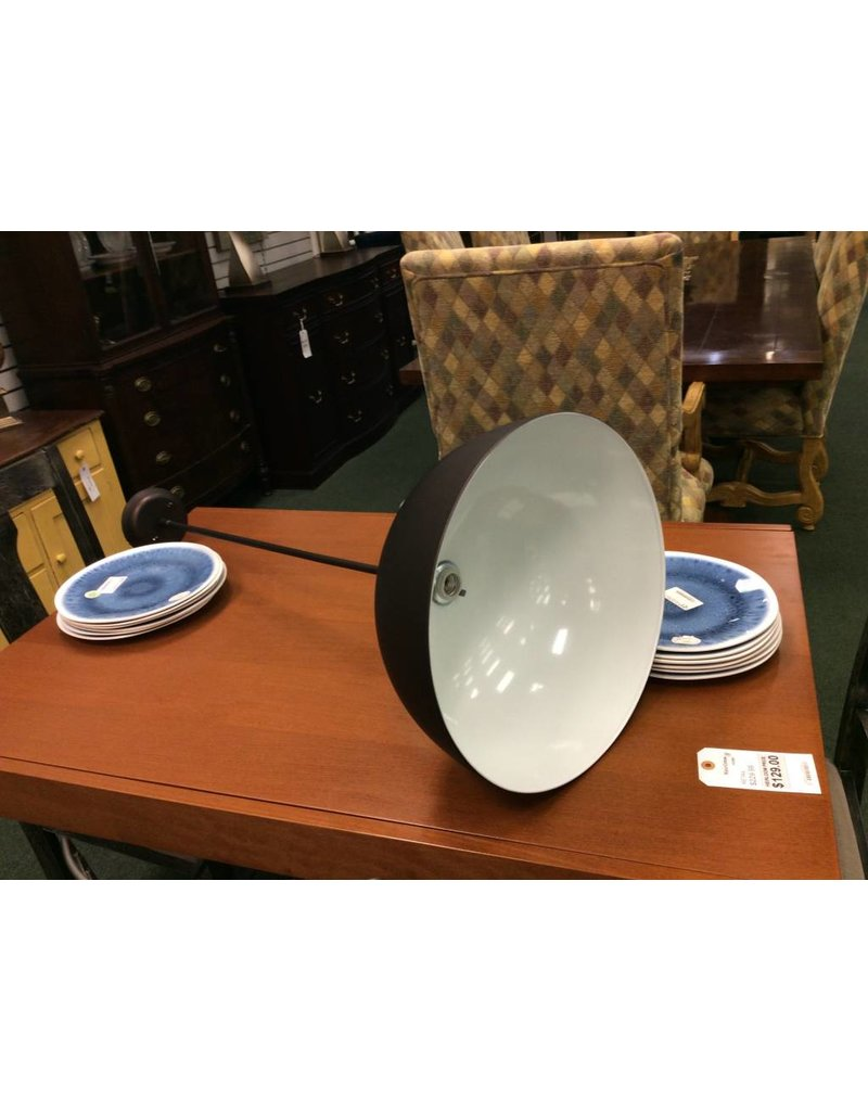 Polo Bowl Pendant Light