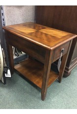 Three Posts Hadley End Table