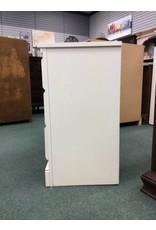 White Dresser w/ Three Drawers