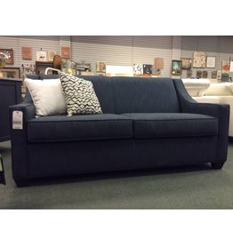 Edgecombe Furniture Phillips Standard Sofa Willow Midnight