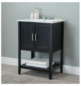 "Andover Mills Reynal 24"" Single Bathroom Vanity Set"