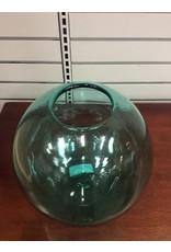 Blenko Blenko Aqua Fish Bowl Vase