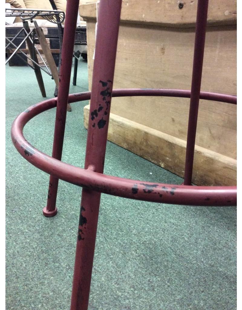 Vintage Tractor Seat Adjustable Height Bar Stool