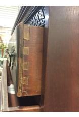 Northern Furniture Company Vintage Mahogany Highboy w Ball and Clawfoot Legs