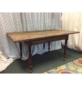 Antique Primitive Dining Table