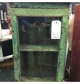 Small Green Medicine Cabinet