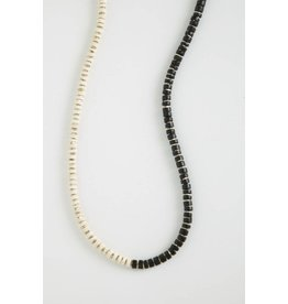Growing Jewelry Two Tone Split Necklace SP17