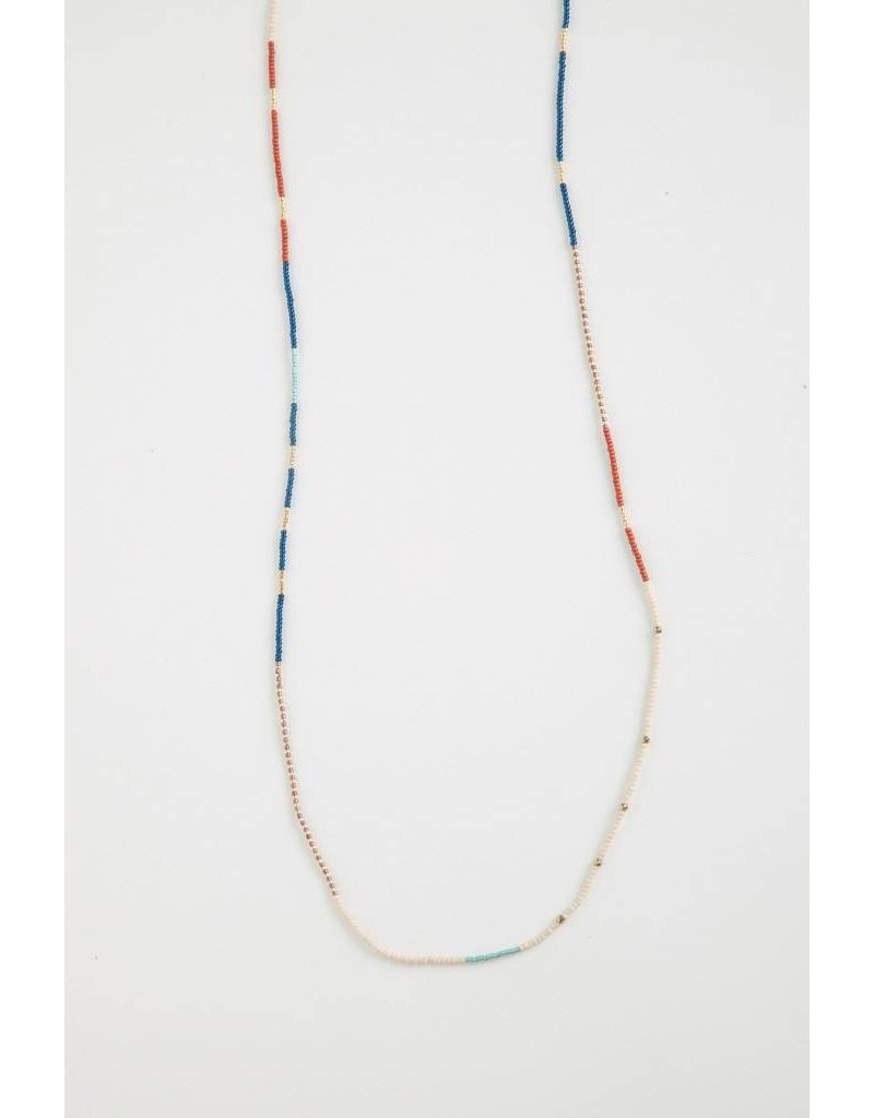 Maribel Bisbal Multicolor Necklace SP17