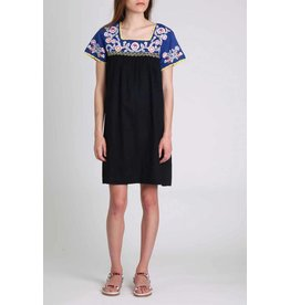 Roberta Roller Rabbit Calista Embroidered Dress
