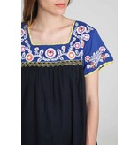 Roberta Roller Rabbit Calista Embroidered Dress SP17