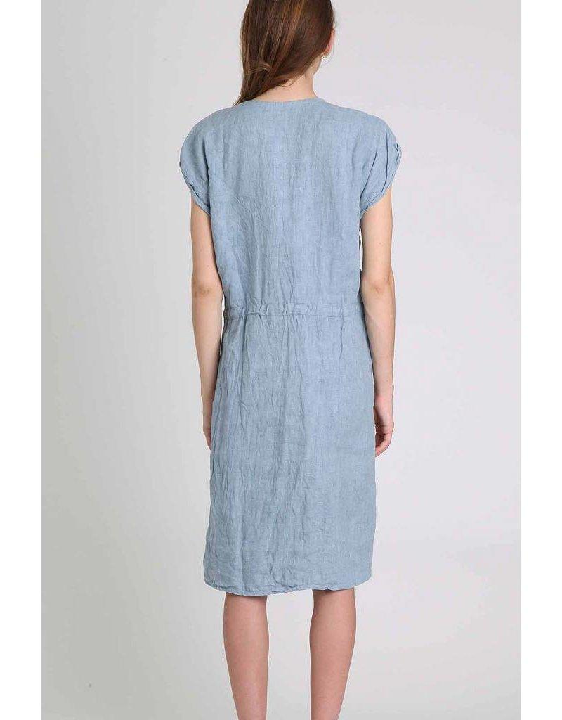 Elsa Esturgie Rosette Dress SP17