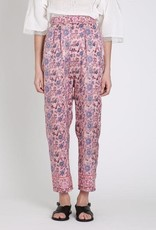 masscob Rose Print Pants 715 SP17