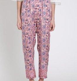 masscob Rose Print Pants