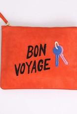 Lizzie Fortunato Bon Voyage Zip Pouch H16