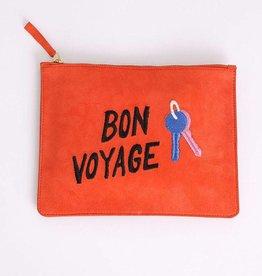 Lizzie Fortunato Bon Voyage Zip Pouch