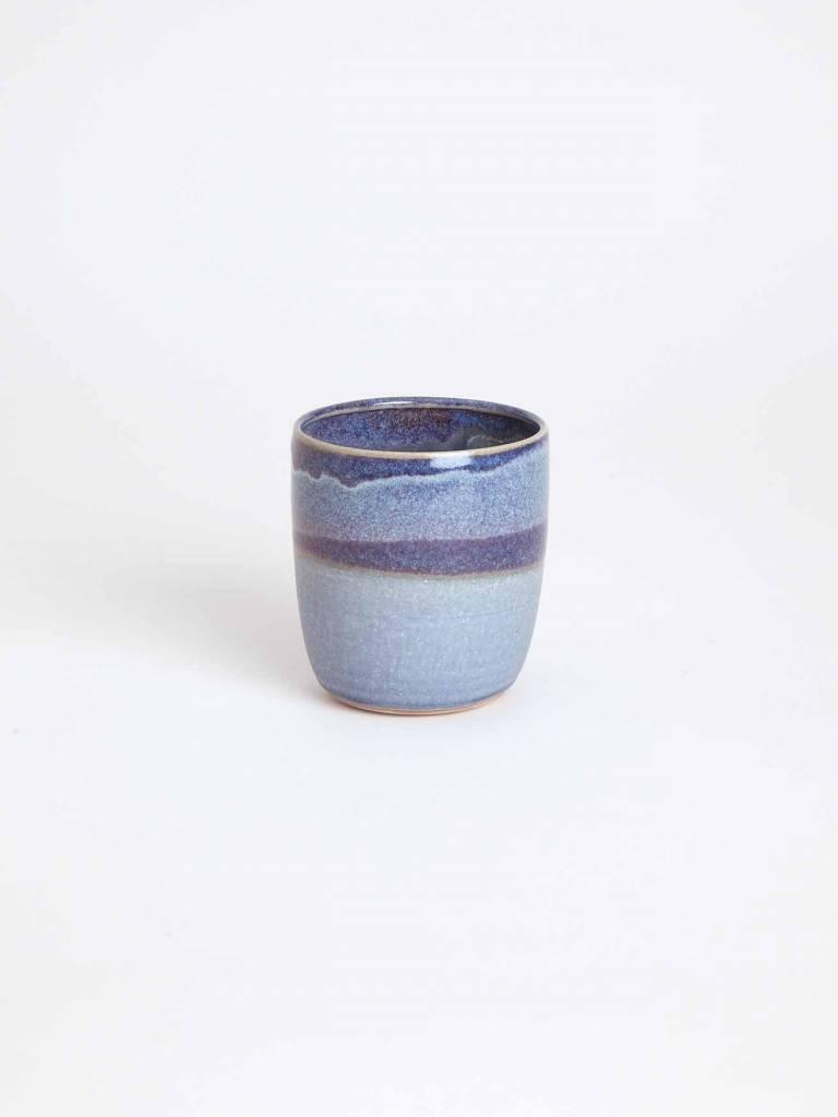Alice Cheng Studio Deep Ocean Blue Tumblers