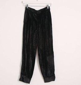 masscob Velvet Crop Pants