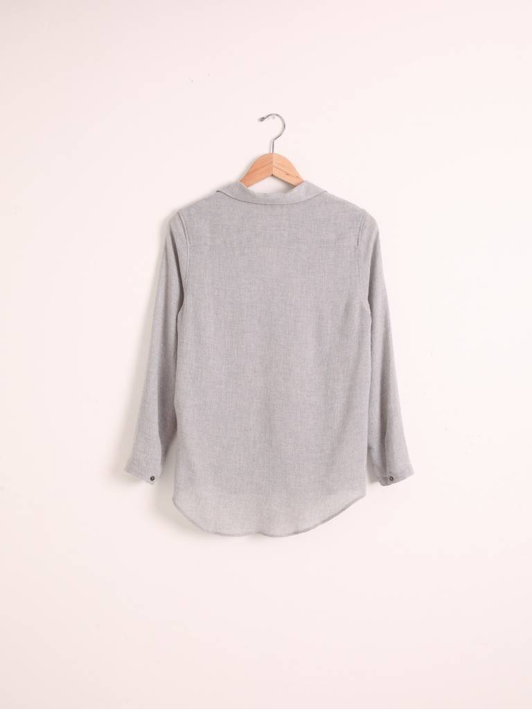 Pomandere Light Grey Shirt