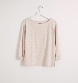Mollusk Speckled Boat Tee - Natural