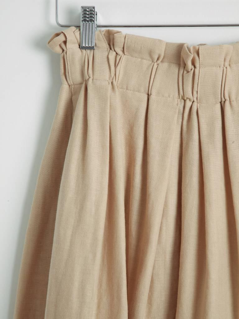 wrk-shp Long Draft Skirt