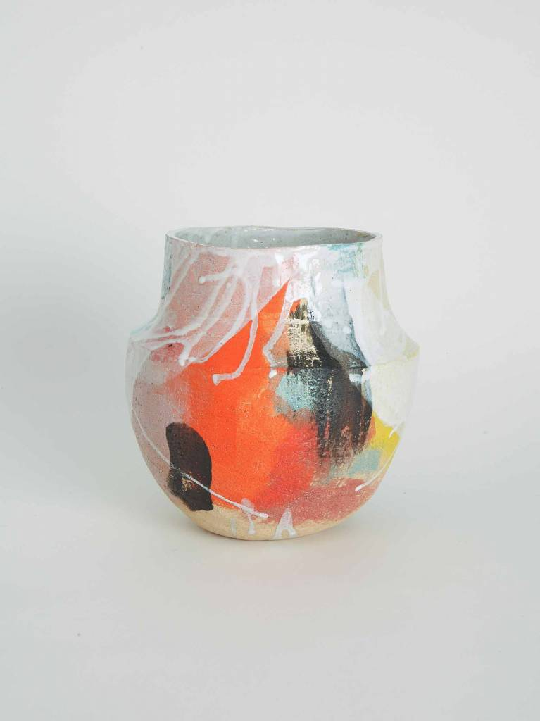Alice Cheng Studio Dreams Wide Vase