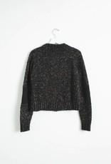 Tela Black Girocollo Sweater