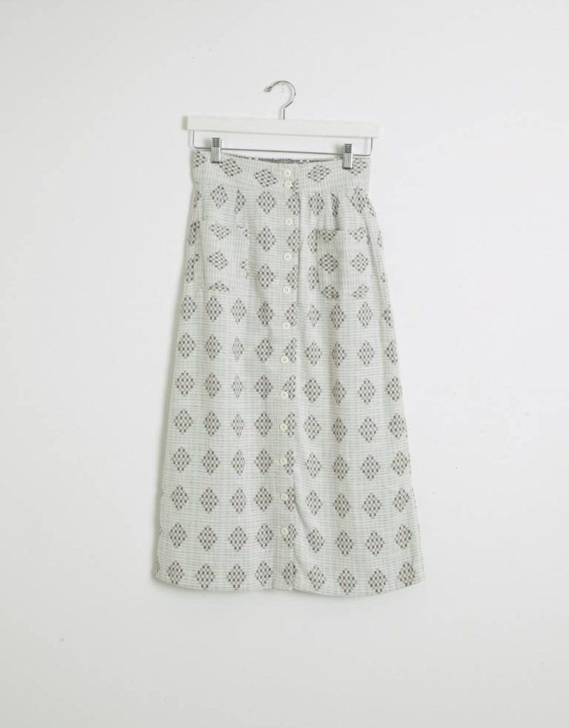 Ace & Jig Bo Skirt - Feather