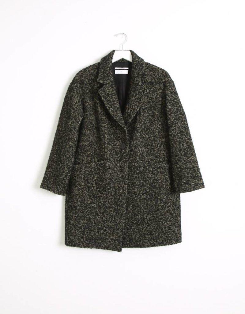 Pomandere Tweedy Coat