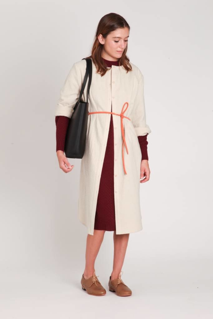 Hansel From Basel Imogen Coat Sweater Dress
