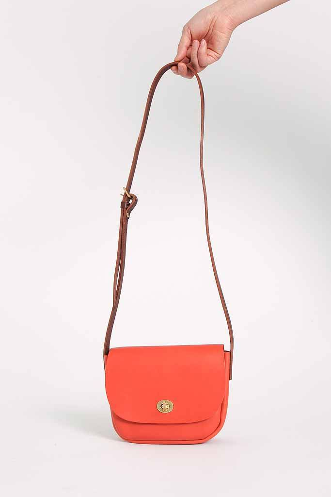 Mimi Berry Francis Small Crossbody Pumpkin