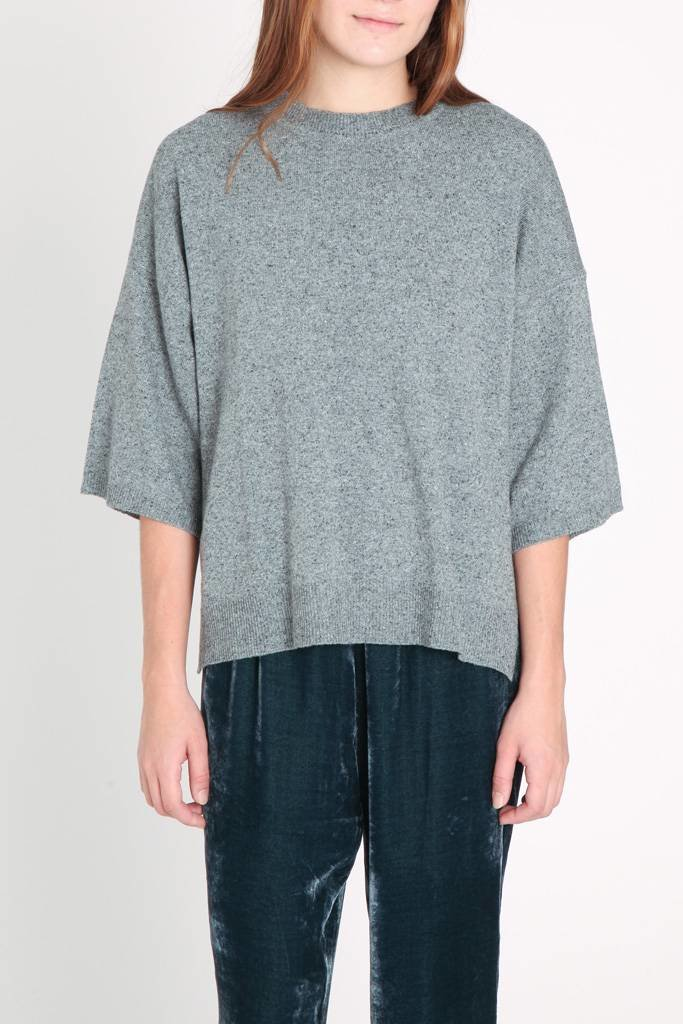 Diarte Atic Sweater Mottled Grey
