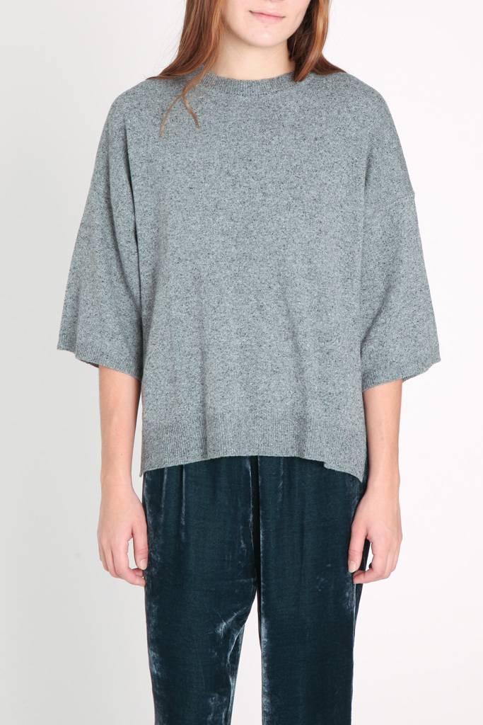 Diarte Atic Sweater Mottled Grey