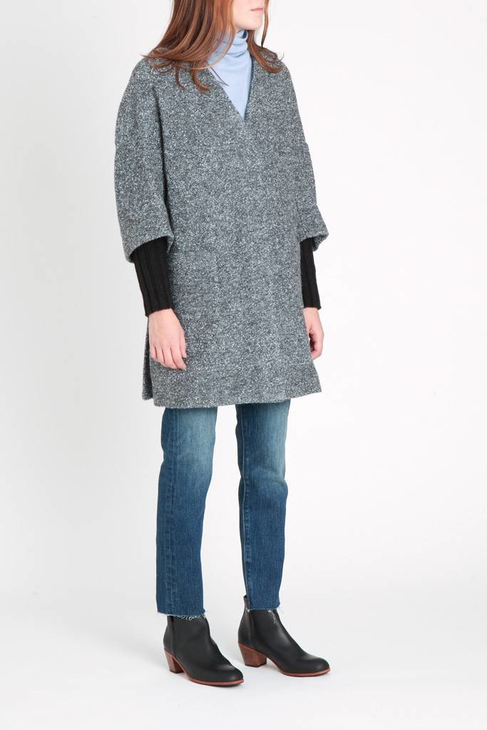 Sita Murt Grey Coat