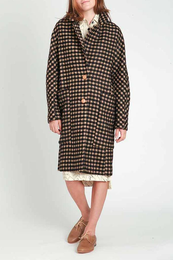 Tela Sincronia Coat